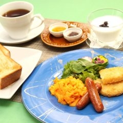 Отель Yamanakako Garden Villa Яманакако питание