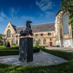 Отель Kruisherenhotel Maastricht Маастрихт фото 6