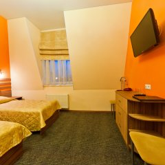 Гостиница К-Визит комната для гостей фото 2