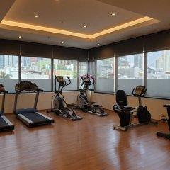 Отель Cnc Residence Бангкок фитнесс-зал фото 3