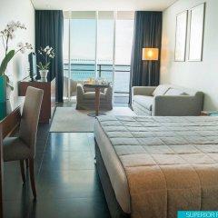 Отель Vidamar Resort Madeira - Half Board Only комната для гостей фото 5