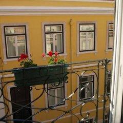 Отель Travel and Tales Príncipe Real Apartments Португалия, Лиссабон - отзывы, цены и фото номеров - забронировать отель Travel and Tales Príncipe Real Apartments онлайн балкон