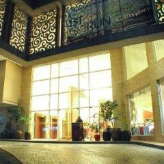 Hotel Elizabeth Cebu бассейн