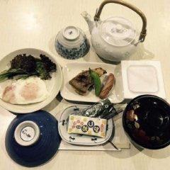 Отель Yamamoto Ryokan Япония, Хаката - отзывы, цены и фото номеров - забронировать отель Yamamoto Ryokan онлайн питание фото 3