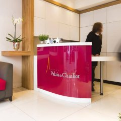 Отель Hôtel Palais De Chaillot спа
