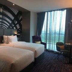 Отель Mercure Bangkok Makkasan Бангкок комната для гостей фото 5