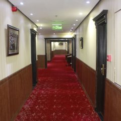 Отель Delmon Palace Дубай интерьер отеля