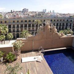 Hotel DO Plaça Reial бассейн фото 3