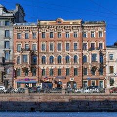 Отель Friends by the House of Books Санкт-Петербург пляж