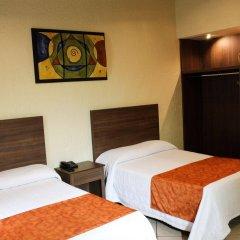 Hotel Posada Virreyes сейф в номере