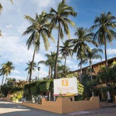 Margaritas Hotel & Tennis Club пляж