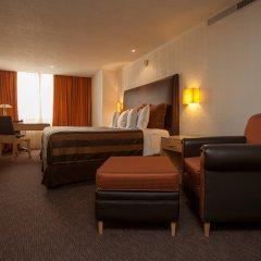 Отель Sevilla Palace Hotel Мексика, Мехико - отзывы, цены и фото номеров - забронировать отель Sevilla Palace Hotel онлайн комната для гостей
