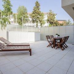 Отель Liiiving In Porto - Boavista Sunny Terrace Порту балкон