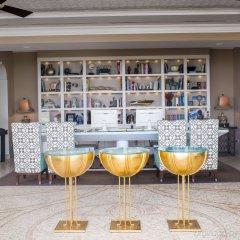 Отель Capri Tiberio Palace Капри гостиничный бар