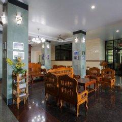 Отель Onnicha Hotel Таиланд, Пхукет - отзывы, цены и фото номеров - забронировать отель Onnicha Hotel онлайн интерьер отеля