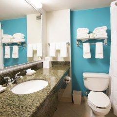 Отель Portofino Hotel, an Ascend Hotel Collection Member США, Виксбург - отзывы, цены и фото номеров - забронировать отель Portofino Hotel, an Ascend Hotel Collection Member онлайн ванная фото 2