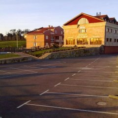Отель Estrella del Alemar спортивное сооружение