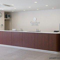 Comfort Hotel Tendo интерьер отеля фото 3