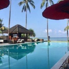 Отель Amara Ocean Resort бассейн фото 3