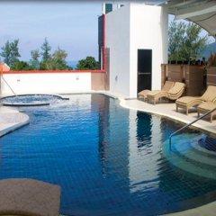 Отель Absolute Bangla Suites бассейн фото 3