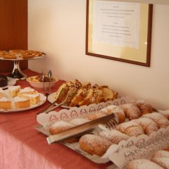 Отель Villa Adriana Монтероссо-аль-Маре питание фото 3