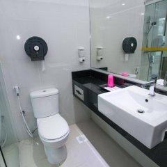 Отель New Cape Inn ванная