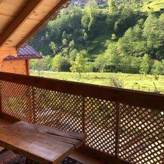 Tanura Bungalows Турция, Чамлыхемшин - отзывы, цены и фото номеров - забронировать отель Tanura Bungalows онлайн балкон