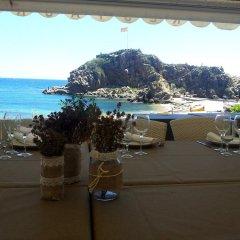 Отель Hostal Restaurant Sa Malica Бланес пляж фото 2