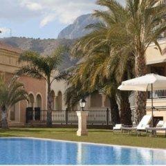 Отель Melia Villaitana бассейн фото 3