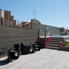 Отель Catalonia Barcelona 505 Испания, Барселона - 8 отзывов об отеле, цены и фото номеров - забронировать отель Catalonia Barcelona 505 онлайн балкон