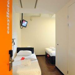 Отель easyHotel Amsterdam City Centre South Нидерланды, Амстердам - 2 отзыва об отеле, цены и фото номеров - забронировать отель easyHotel Amsterdam City Centre South онлайн детские мероприятия фото 2