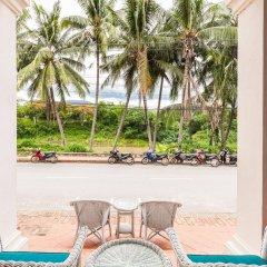 Отель Villa Deux Rivieres Лаос, Луангпхабанг - отзывы, цены и фото номеров - забронировать отель Villa Deux Rivieres онлайн бассейн