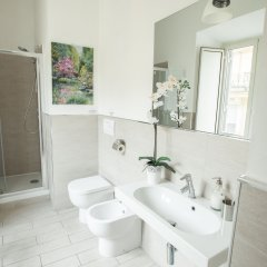 Отель Rooms In Rome ванная
