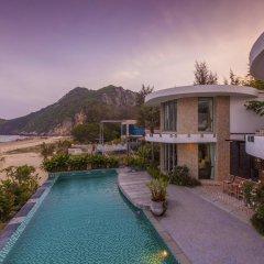 Отель Papa Monkey Resort бассейн
