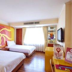 Отель NIDA Rooms Triple 1 DinDaeng Downtown комната для гостей