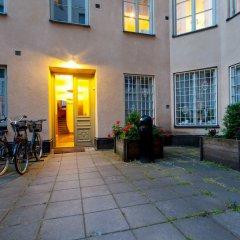 Отель ApartDirect Sveavagen Стокгольм парковка