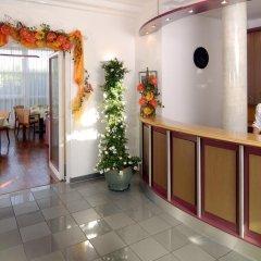 Отель Westside Hotel garni Германия, Мюнхен - отзывы, цены и фото номеров - забронировать отель Westside Hotel garni онлайн интерьер отеля