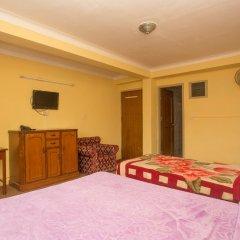 Отель Red Panda Непал, Катманду - отзывы, цены и фото номеров - забронировать отель Red Panda онлайн комната для гостей фото 2