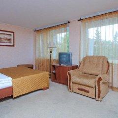 Гостиница Репинская 3* Стандартный номер с двуспальной кроватью фото 26