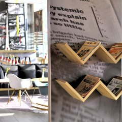Отель Ibis Amsterdam City West Нидерланды, Амстердам - 1 отзыв об отеле, цены и фото номеров - забронировать отель Ibis Amsterdam City West онлайн спа фото 2