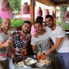Jammin' Hostel Rimini питание фото 6