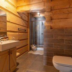 Отель Willa Olsza Apartamenty Закопане ванная фото 2