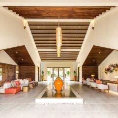 Отель Fusion Resort Phu Quoc Вьетнам, Остров Фукуок - отзывы, цены и фото номеров - забронировать отель Fusion Resort Phu Quoc онлайн интерьер отеля