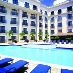 Отель Fiesta Americana Merida бассейн фото 3