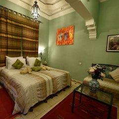 Отель Dar Asdika Марокко, Марракеш - отзывы, цены и фото номеров - забронировать отель Dar Asdika онлайн комната для гостей фото 5