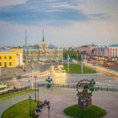 Гостиница House City в Барнауле 1 отзыв об отеле, цены и фото номеров - забронировать гостиницу House City онлайн Барнаул балкон