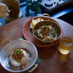 Отель Glur Bangkok питание фото 2