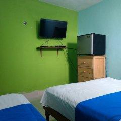 Отель Hostal Chobyhouse - Hostel Мексика, Канкун - отзывы, цены и фото номеров - забронировать отель Hostal Chobyhouse - Hostel онлайн удобства в номере