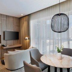 Отель Courtyard by Marriott Al Barsha, Dubai ОАЭ, Дубай - отзывы, цены и фото номеров - забронировать отель Courtyard by Marriott Al Barsha, Dubai онлайн комната для гостей фото 5