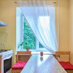 Апартаменты Apartments on ul. Savushkina 16 в номере